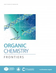 Organic Chemistry Frontiers M Brimble