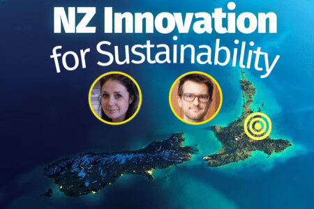 NZ Innovation for Sustainability - Tauranga (14 October)