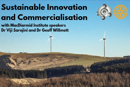 Sustainable innovation and commercialisation