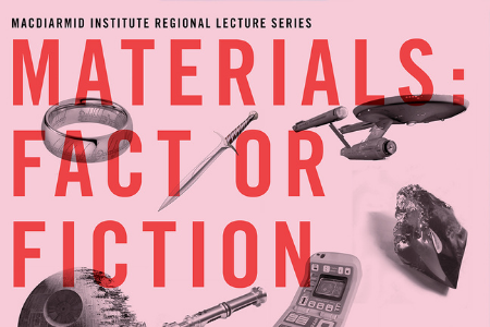 Materials: Fact or Fiction - Napier (21 September)