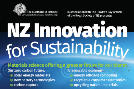 NZ Innovation for Sustainability - Wanaka (6 September)