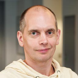 Associate Professor Ben Ruck