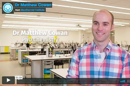 Dr Matthew Cowan: the importance of failure in success