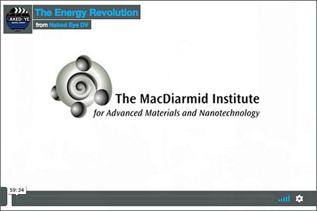 2015 Lecture Series: The Energy Revolution