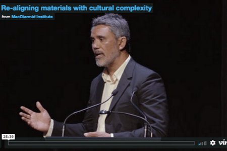 Re-aligning materials with cultural complexity