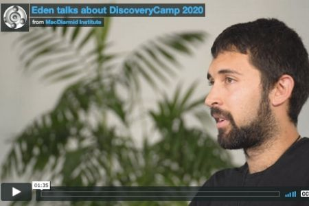 Eden talks about DiscoveryCamp 2020