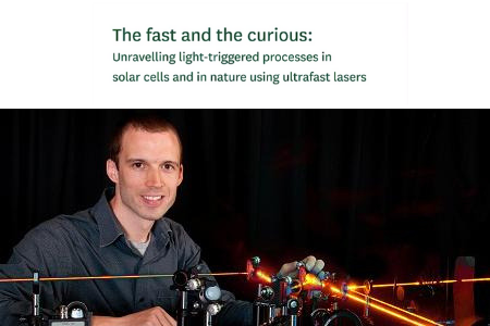 The Fast and the Curious: Unravelling light-triggered chemical processes
