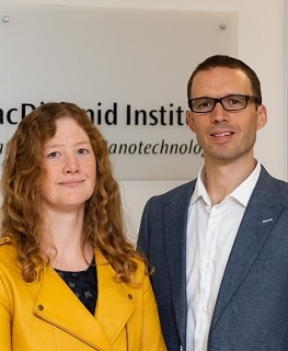 Change in leadership sees MacDiarmid Institute head in new direction