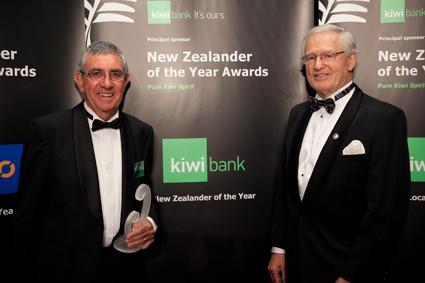 Professor Sir Paul Callaghan Named New Zealander Of The Year