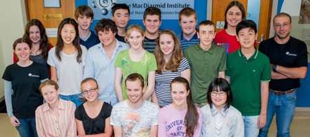 Nanocamp 2014 in Review