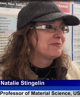 TV clip – women nanoscientists at AMN8