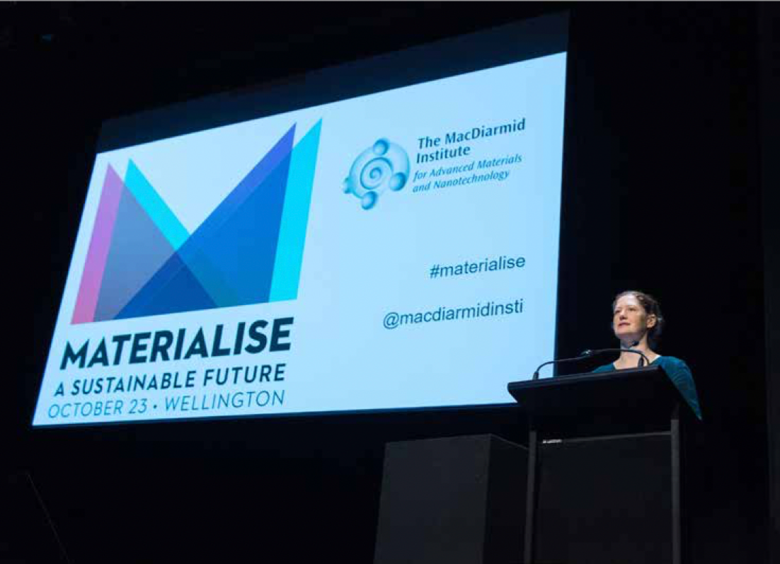 MATERIALISE – A SUSTAINABLE FUTURE FORUM
