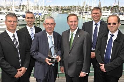 2010 Prime Minister's Science Prize