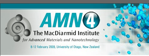 AMN 4: Conference on Advanced Materials and Nanotechnology