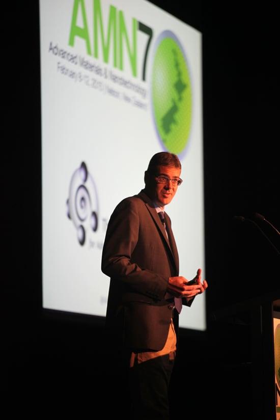 Professor Jeffrey Long - The beauty of chemistry