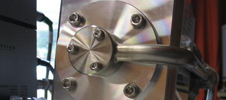 Quantum Design Helium Recycler for SQUID Magnetometer
