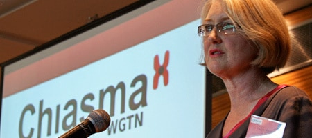 Chiasma Launched in Wellington