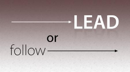 Lead or Follow?