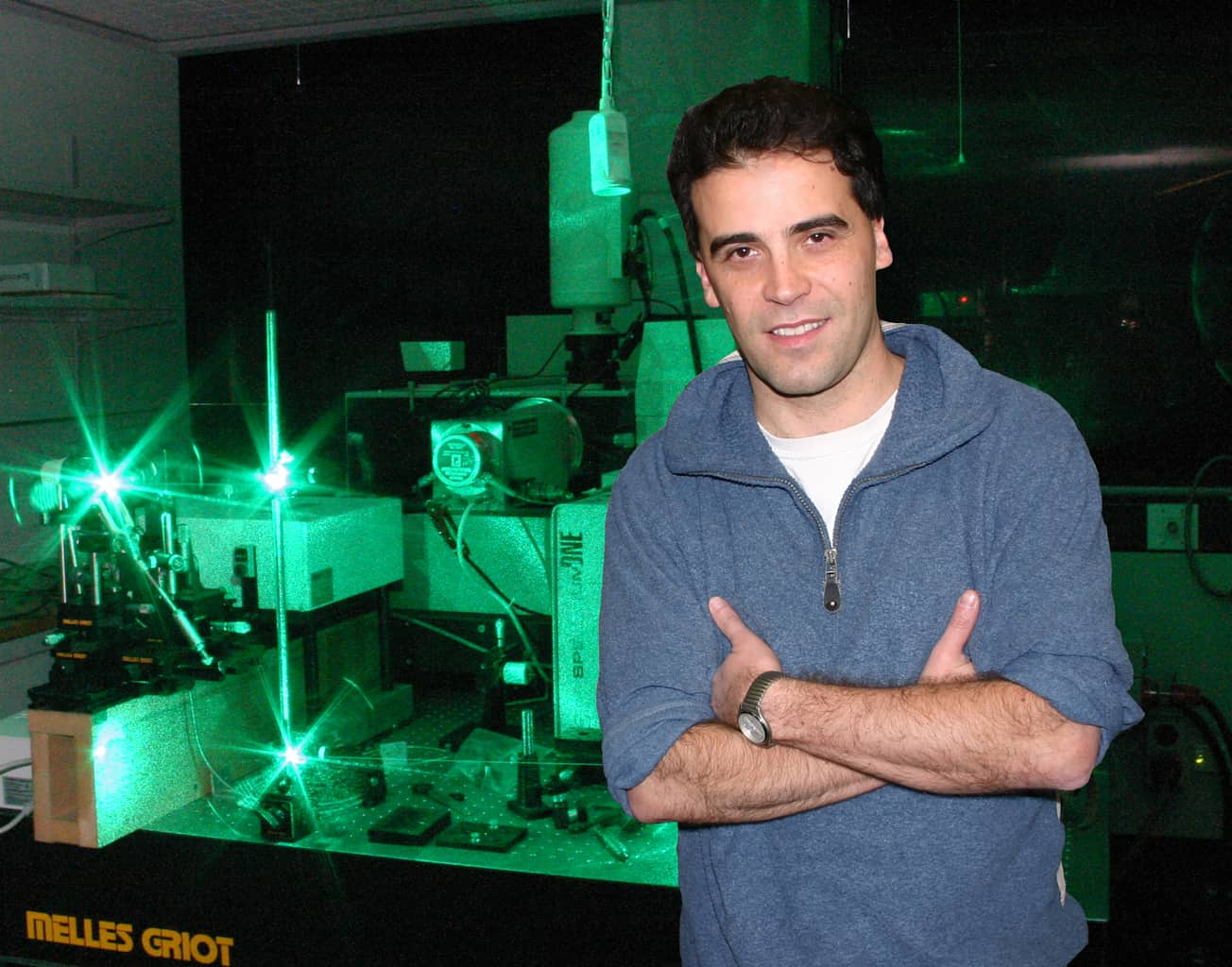 Professor Pablo Etchegoin 1964-2013