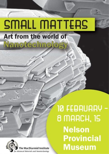 SMALL MATTERS – ART FROM THE WORLD OF NANOTECHNOLOGY