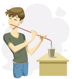 Experiment: Straw Flutes