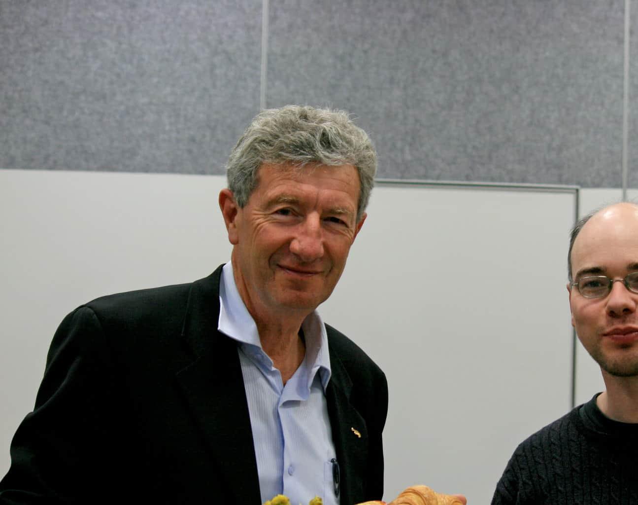 Prof Jeff Tallon: 2011 Dan Walls Medal